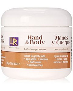 DR Hand & Body Lightening Cream 1.5oz