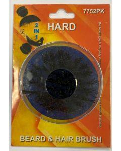 Magic Beard and Hair Brush Round # Hard