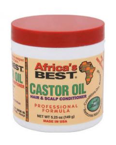 AB Castor Oil Hair/Scalp Conditioner 5.25oz.