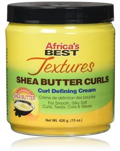 ABT Shea Butter Curl Defining Cream 15oz.