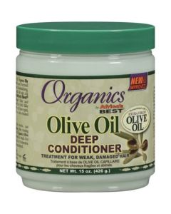 AB Organics Olive Oil Deep Conditioner 15oz.Sale!