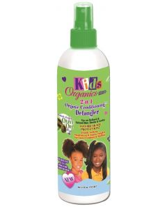 AB KO 2in1 Conditioning Detangler Spray 12oz.