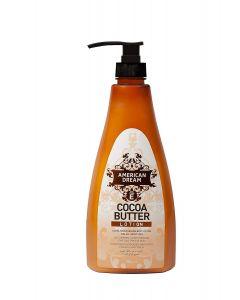 American Dream Cocoa Butter Lotion 750ml.