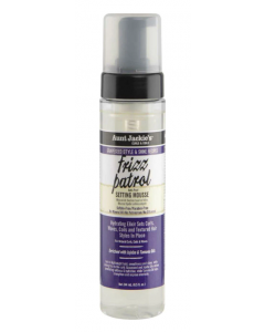 AJ Grapeseed Frizz Patrol Mousse 8oz.