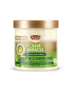 AP Olive Miracle Leave-In Conditioner Creme 15oz.