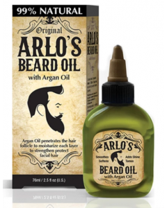 Arlo's Beard Oil Argan 2.5oz.