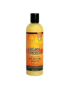 Argan Smooth Epic Moisture Shampoo 12oz.Sale!