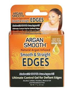Argan Smooth Smooth & Straight Edges 2oz.Sale!