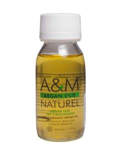 A&M Argan Oil 60ml.