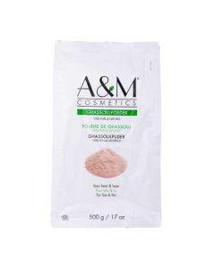 A&M Ghassoul Powder 500grm.
