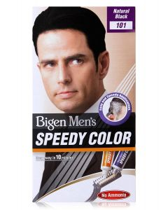 Bigen Men's Speedy 101 Natural Black