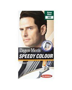 Bigen Men's Speedy 102 Brown Black