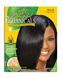 SB Botanical Relaxer Kit Regular
