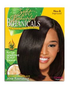 SB Botanical Relaxer kit Super/Coarse
