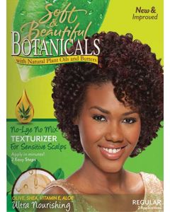 SB Botanical Texturizer Kit Regular
