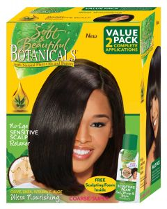 SB Botanical Relaxer Kit Super 2Appl.