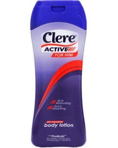 Clere Active Hand and Body lotion 300ml