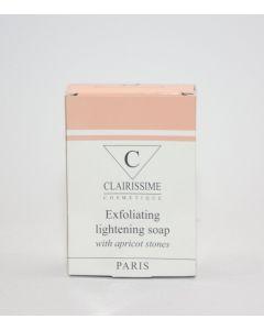 Clairissime Exfolating Soap 200grm.