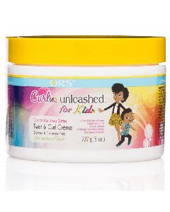Curls Unleashed Kids Twist and Curl Creme 8oz.