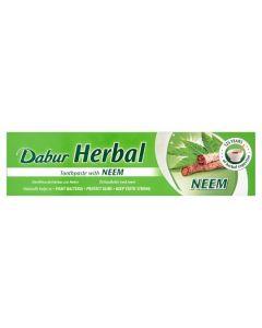 Dabur Herbal Tooth Paste Neem 100ml.
