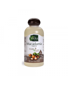 Dabur Vatika Pure Macadamia 150ml. Sale!