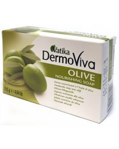 Dabur Vatika Dermoviva Olive Soap 115grm.