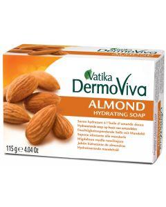 Dabur Vatika Dermoviva Almond Soap 115grm.