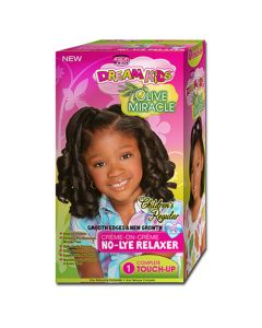 AP Dream Kids OM 1-Touch-Up Relaxer Kit Reg.