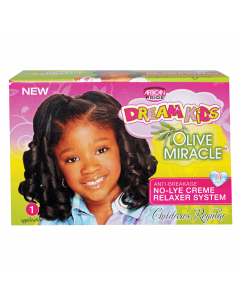 AP Dream Kids OM Relaxer Kit Regular