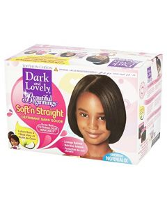 D&L BTF Relaxer Kit Regular Pink