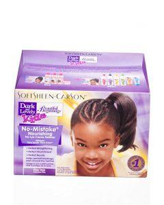 D&L BTF Relaxer Kit Fine Purple