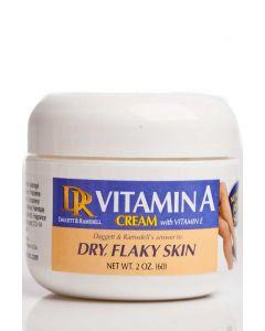 DR Vitamin A Cream Dry ,Flaky skin 2oz.Sale!