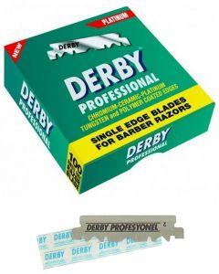 Derby Green Half Blade 100pcs.