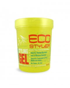 ECO Styler Styling Gel Color Yellow 32oz.