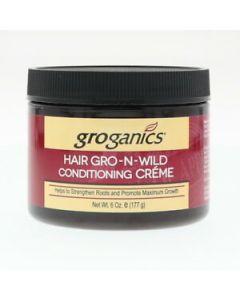 GG Hair Gro-N-Wild 6oz.