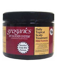 GG Mild Formula Daily Scalp Treatment 6oz.
