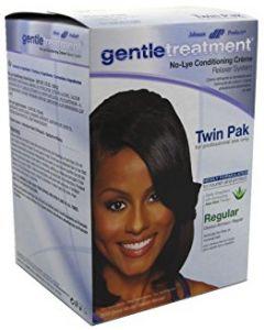 Gentle Treatment Relaxer Kit Twinpack Regular