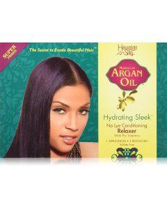 HS Argan Oil Relaxer Kit Super.Sale!