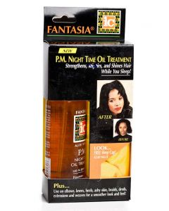 Fantasia IC PM Night Time Oil + Cap 4oz.Sale!