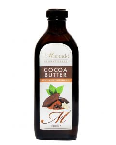 Mamado Cocoa Butter Oil 150ml.