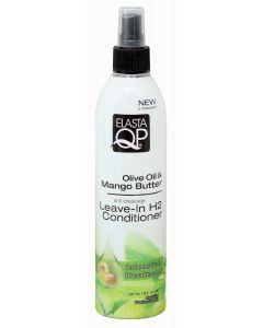 EQP Mango Butter H2 Leave-In Condtioner 8oz.