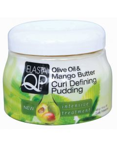 EQP Mango Butter Curl Defining Pudding 15oz.