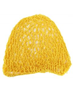 Hair Wave Net # Yellow 12pcs.