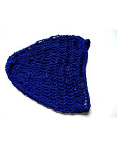 Hair Wave Net # Blue 12pcs.