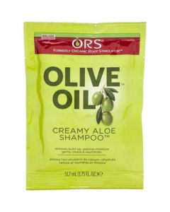 ORS Creamy Aloe Shampoo Sachets 12 x 1.75oz.Sale!