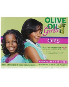 ORS Girls Olive Oil Relaxer Kit
