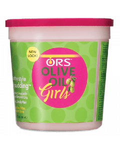 ORS Girls Olive Oil Hair Pudding 13oz.