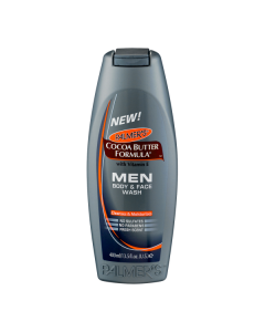 Palmer's CBF Scented Mens Body Wash 400ml