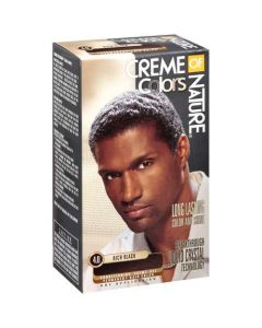 CON Gel Clr Mens Rich Black 4.0