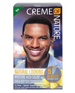 CON Men's Liquid Hair Color Natural Black